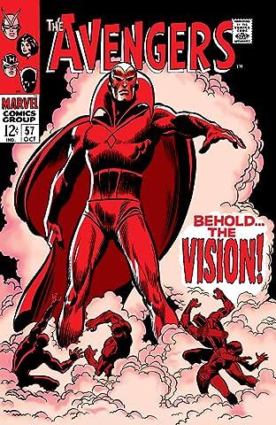 Avengers (1963-1996) No.57