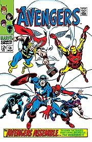 Avengers (1963-1996) #58