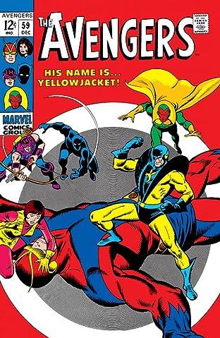 Avengers (1963-1996) No.59