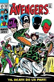 Avengers (1963-1996) #60