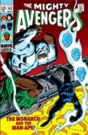 Avengers (1963-1996) #62