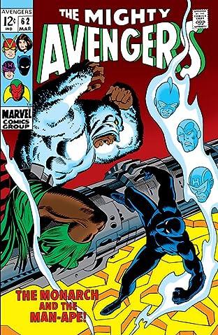 Avengers (1963-1996) No.62