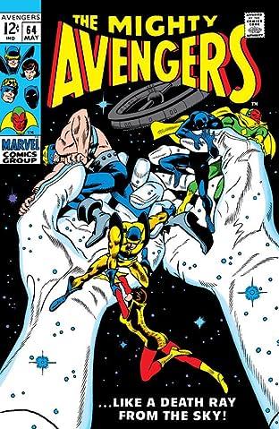 Avengers (1963-1996) No.64