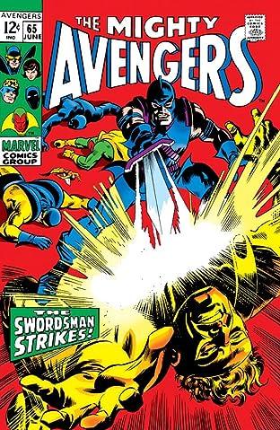 Avengers (1963-1996) No.65