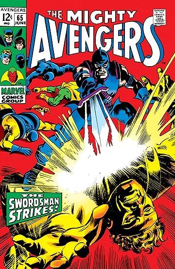 Avengers (1963-1996) #65