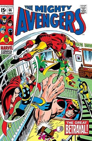 Avengers (1963-1996) No.66