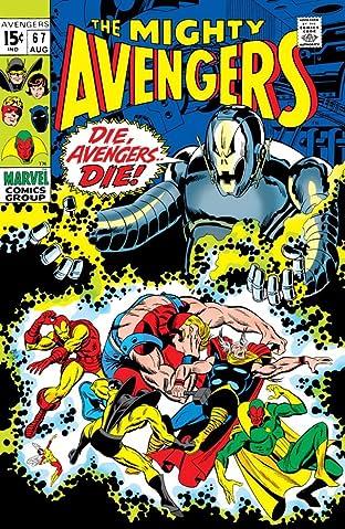 Avengers (1963-1996) No.67