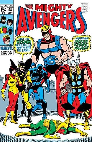 Avengers (1963-1996) No.68