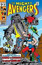 Avengers (1963-1996) #69