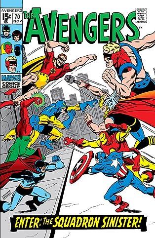 Avengers (1963-1996) #70