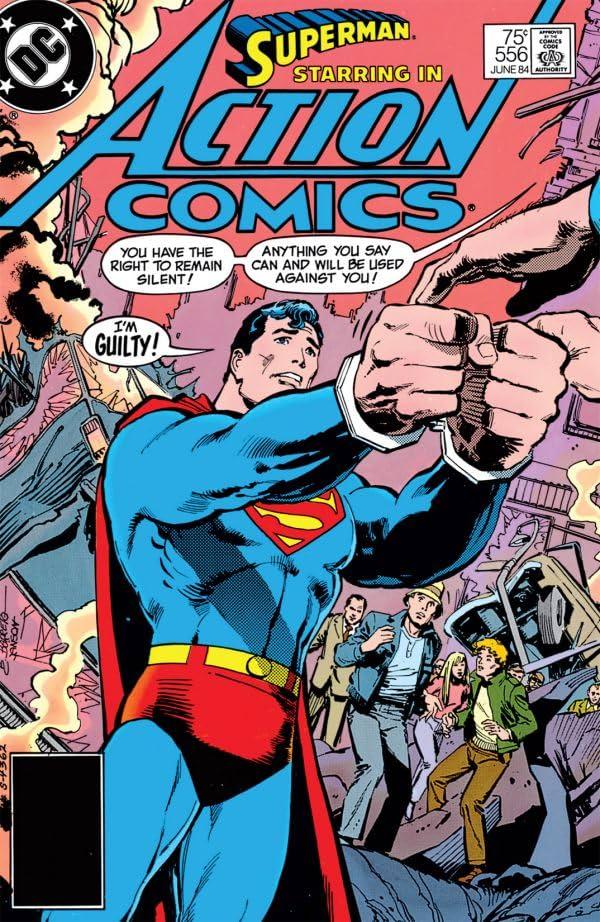 Action Comics (1938-2011) #556