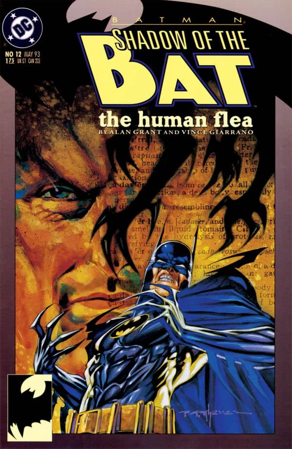 Batman: Shadow of the Bat #12