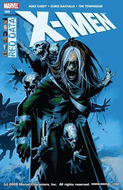 X-Men (2004-2007) #199