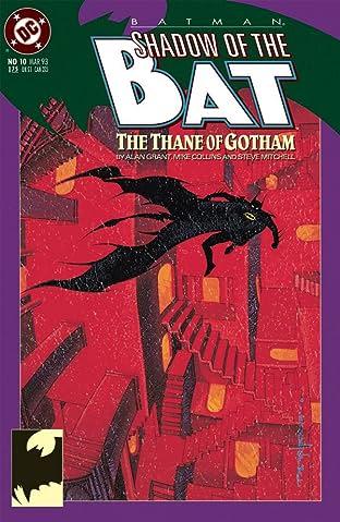 Batman: Shadow of the Bat No.10