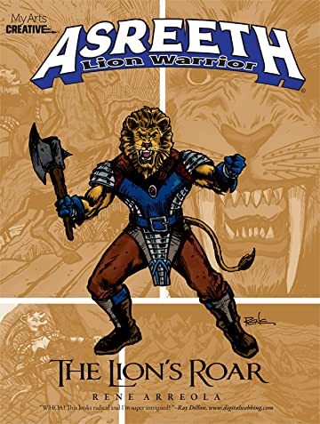 Asreeth Lion Warrior Vol. 1: The Lion's Roar