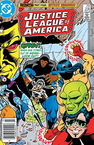 Justice League of America (1960-1987) #236