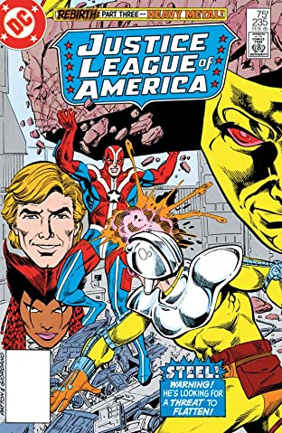 Justice League of America (1960-1987) #235