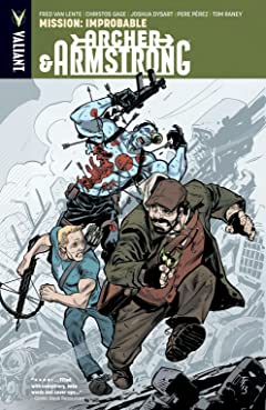 Archer & Armstrong Tome 5: Mission: Improbable