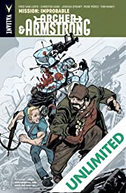 Archer & Armstrong Vol. 5: Mission: Improbable