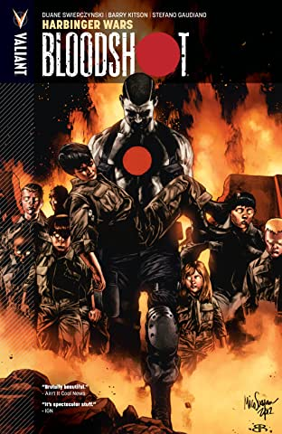 Bloodshot Tome 3: Harbinger Wars