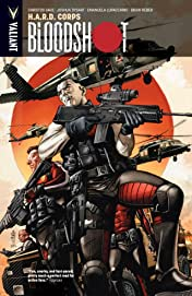 Bloodshot Tome 4: H.A.R.D. Corps