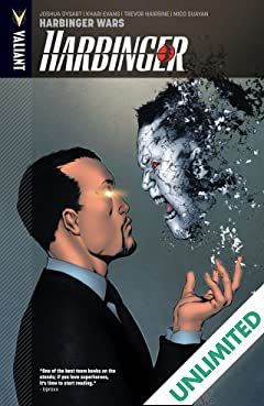 Harbinger Vol. 3: Harbinger Wars