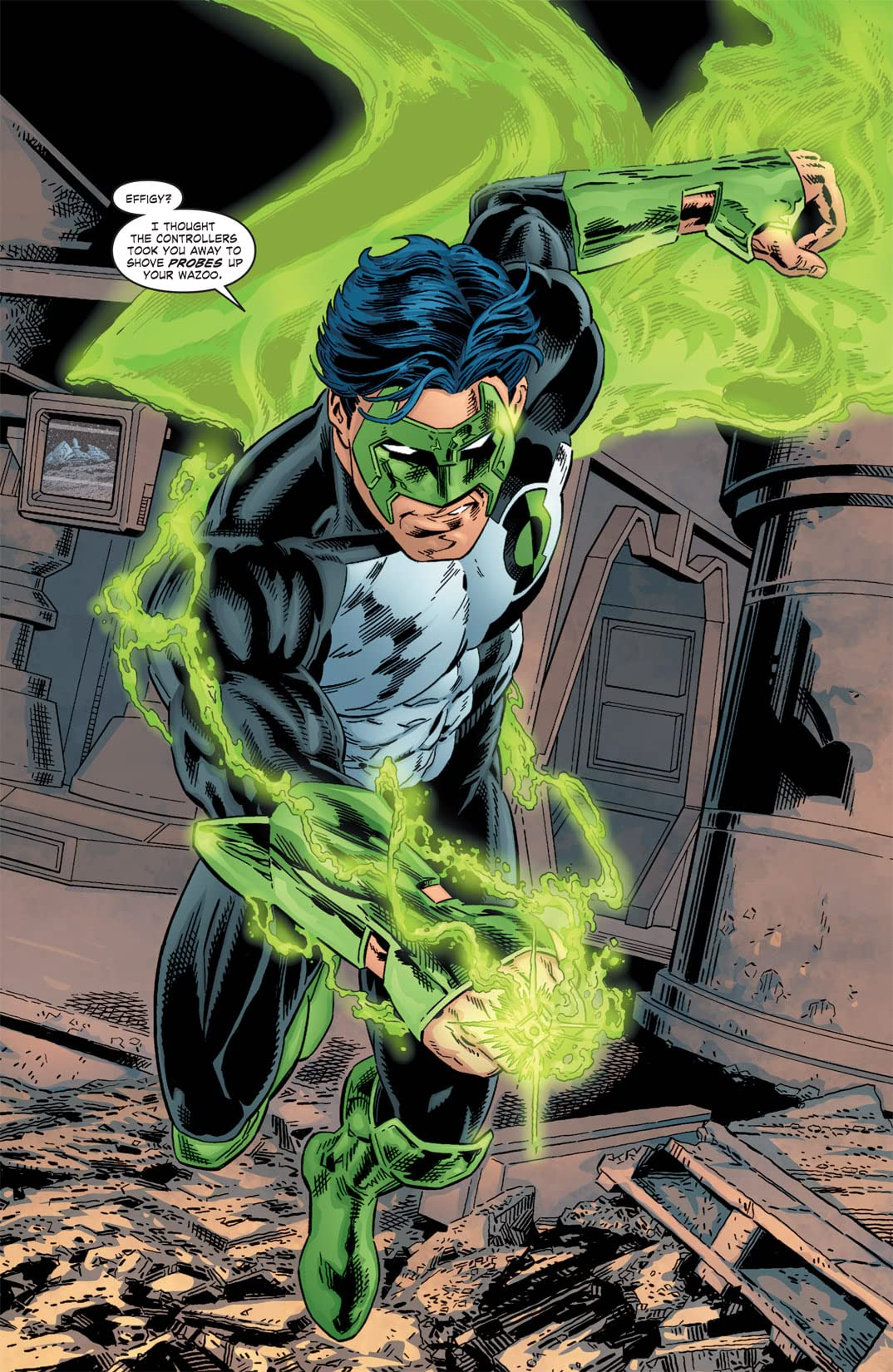 DC Retroactive: Green Lantern - the 90s #1