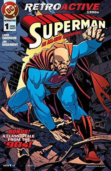 DC Retroactive: Superman - The 90s #1