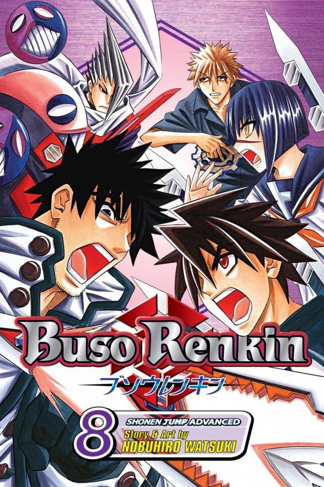 Buso Renkin Vol. 8
