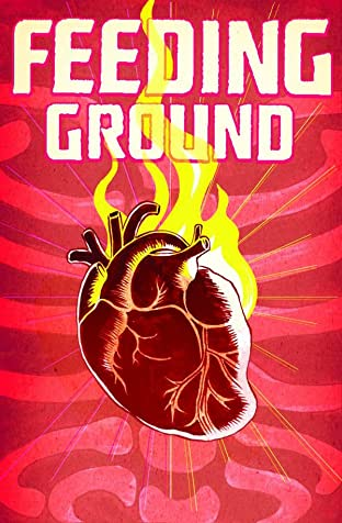 Feeding Ground (English) #2 (of 6)