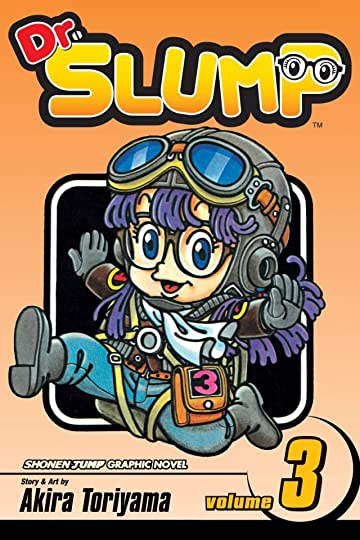 Dr. Slump Vol. 3