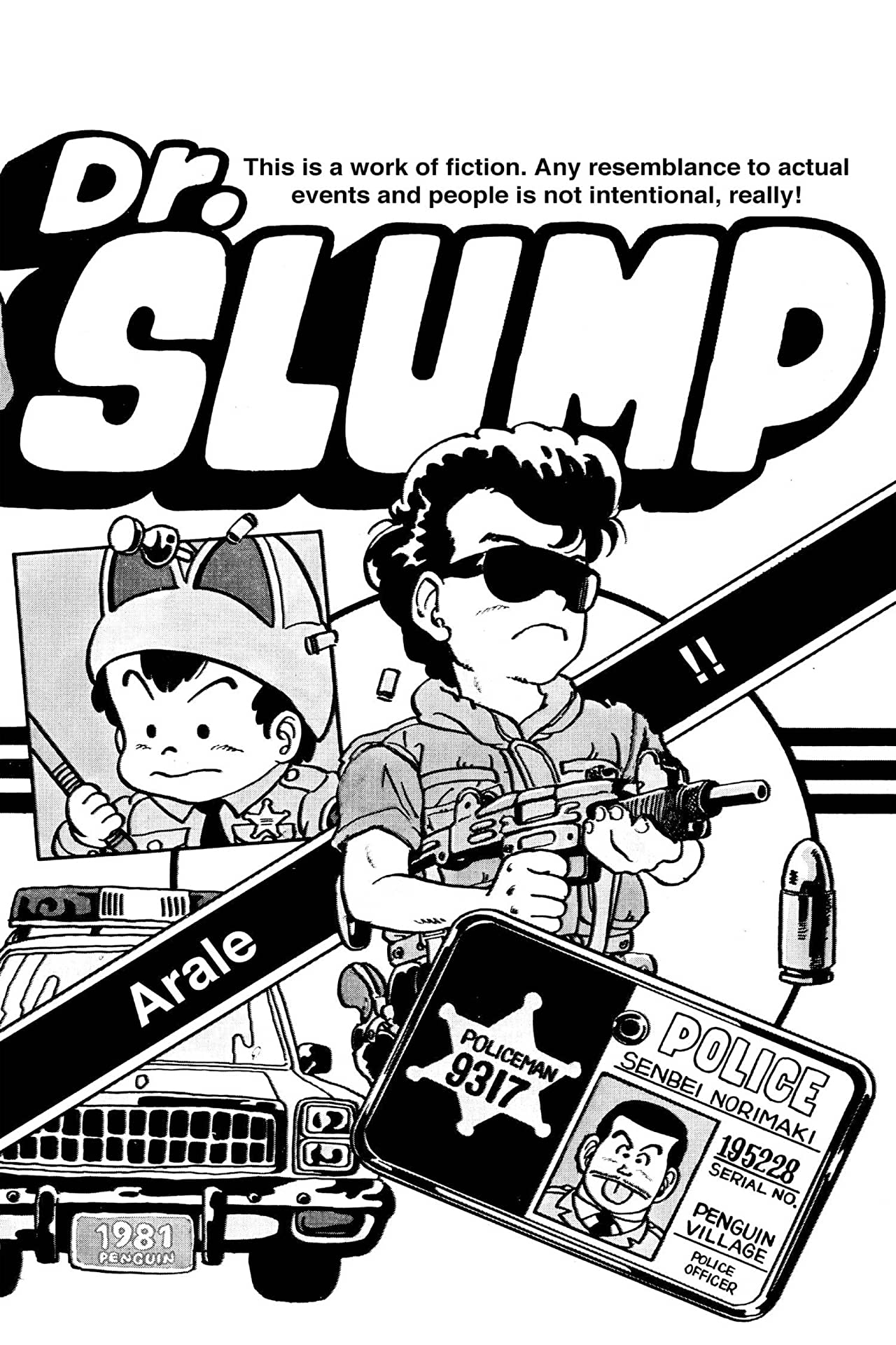 Dr. Slump Vol. 5