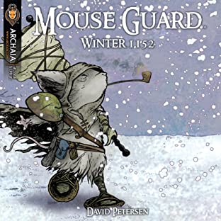 Mouse Guard: Winter 1152 #1 (of 6)