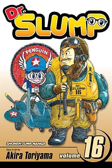 Dr. Slump Vol. 16