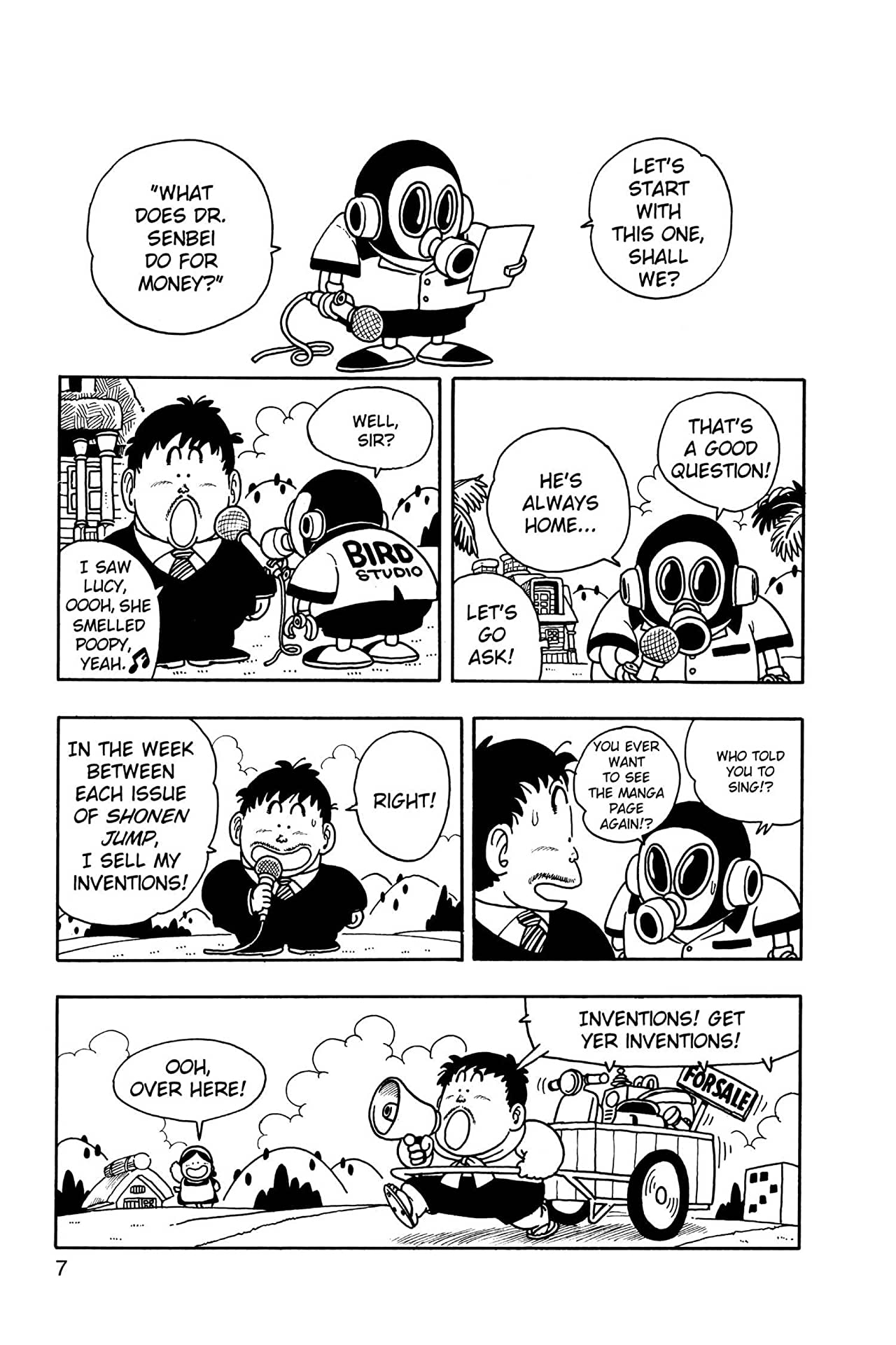Dr. Slump Vol. 16