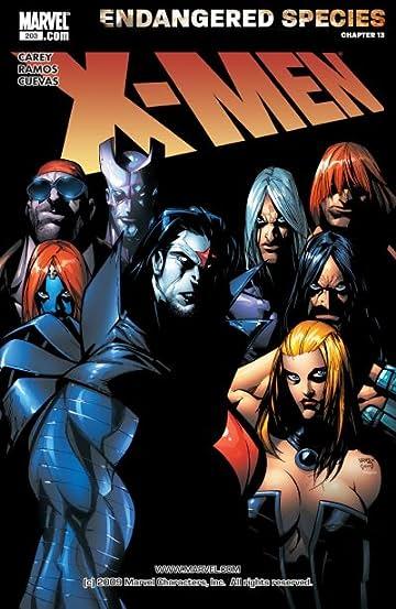 X-Men (2004-2007) #203