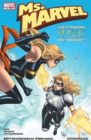 Ms. Marvel (2006-2010) #10