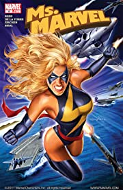 Ms. Marvel (2006-2010) #12