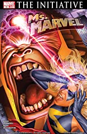 Ms. Marvel (2006-2010) #15