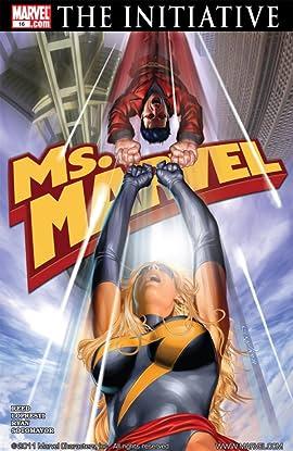 Ms. Marvel (2006-2010) #16