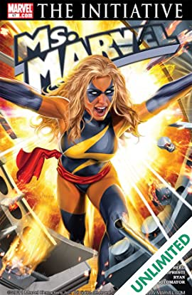 Ms. Marvel (2006-2010) #17