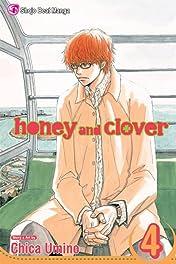 Honey and Clover Vol. 4
