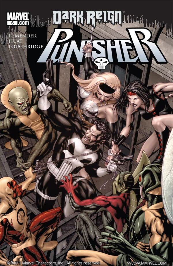 Punisher (2009-2010) #6