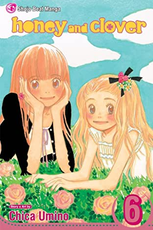 Honey and Clover Vol. 6