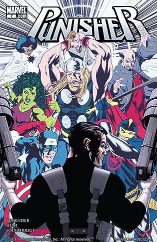 Punisher (2009-2010) #8