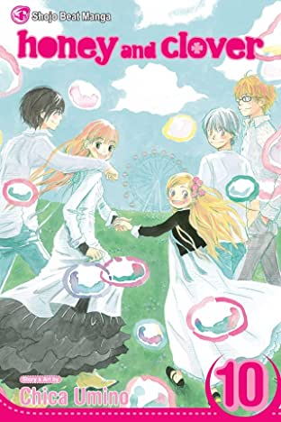 Honey and Clover Vol. 10