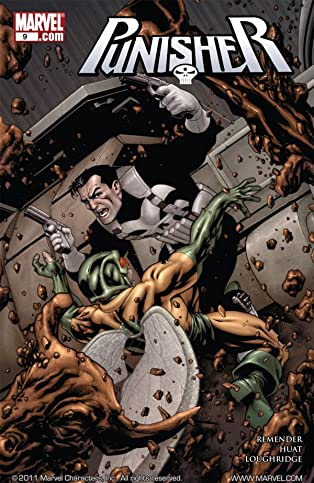 Punisher (2009-2010) #9