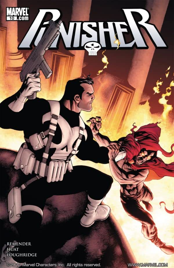 Punisher (2009-2010) #10