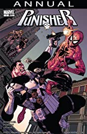 Punisher (2009-2010) Annual #1