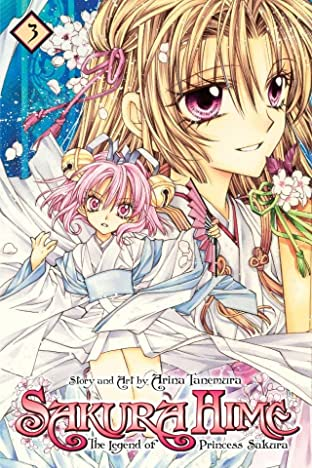 Sakura Hime: The Legend of Princess Sakura Vol. 3